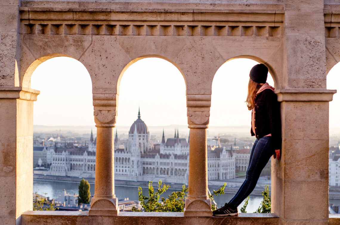 Photo Spots in Budapest
