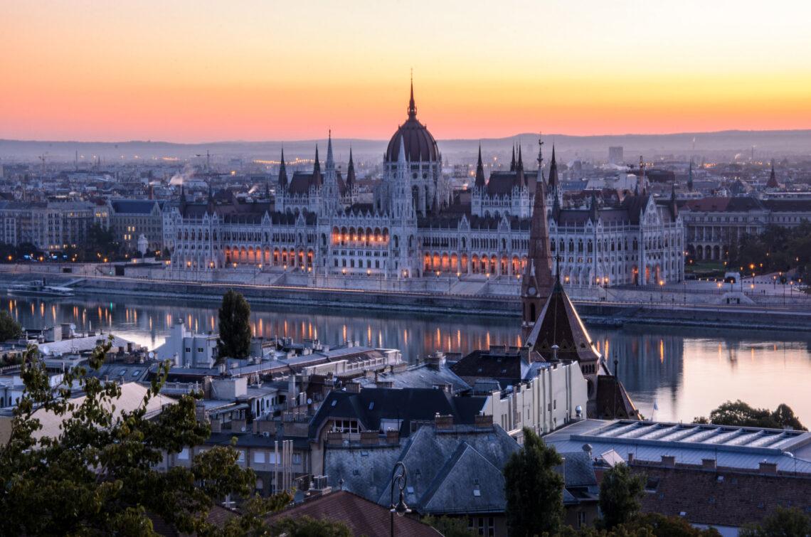 Get around in Budapest