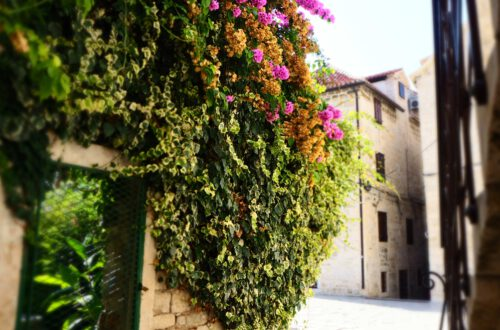 How to get to know Split while travelling on a budget